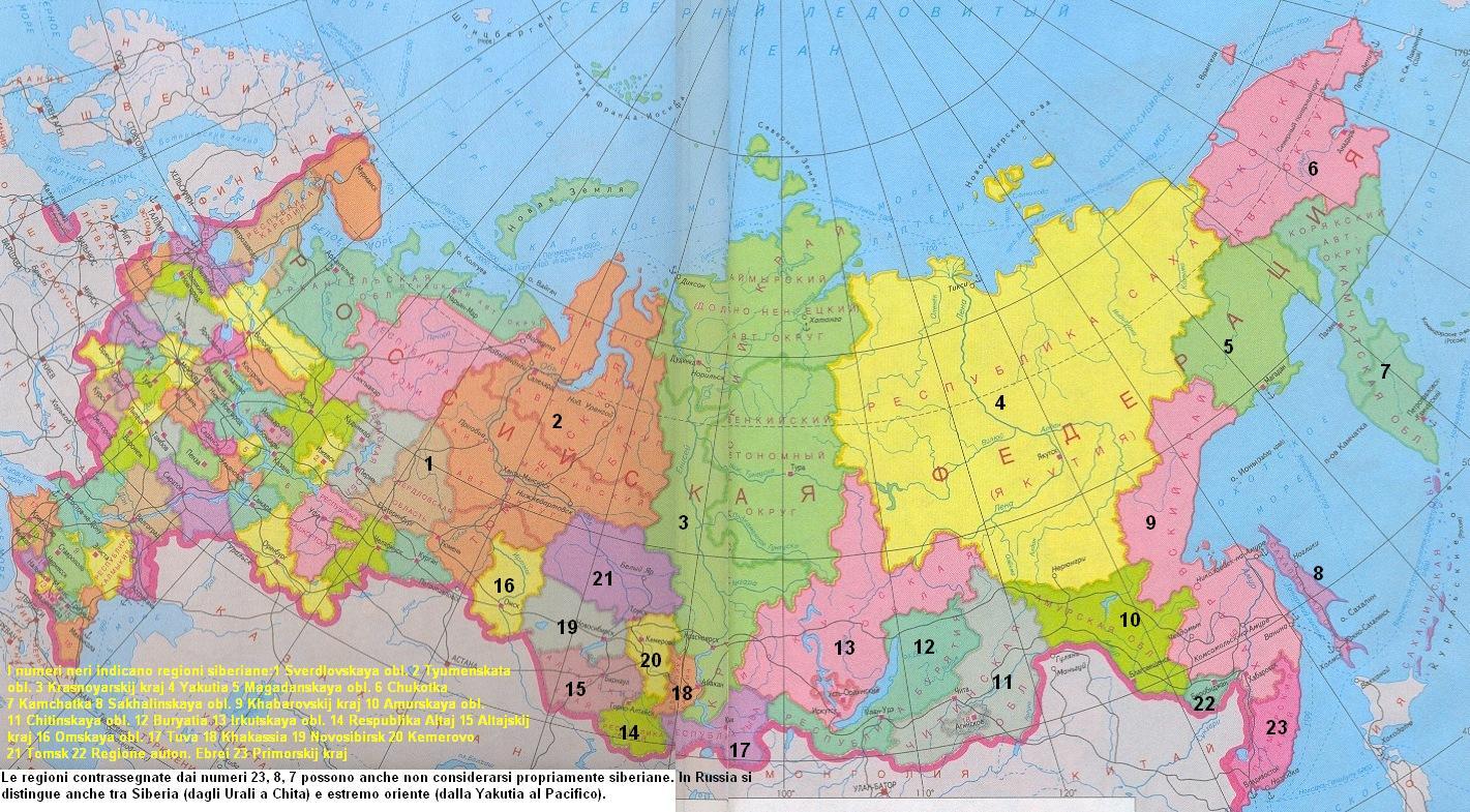 Cartina Politica Russia In Italiano.Dalla Scandia Alle Ambe L Immagine Perduta